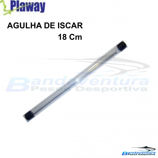 PLAWAY AGULHA DE ISCAR