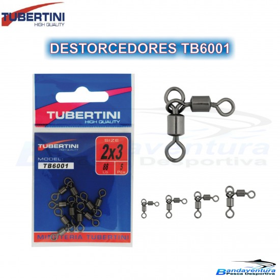 TUBERTINI DESTORCEDOR TB6001
