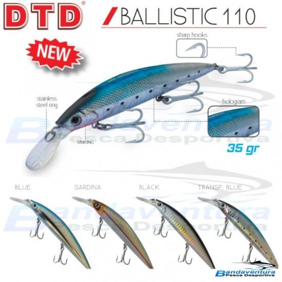 DTD BALLISTIC 110