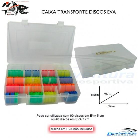 NBS CAIXA PARA TRANSPORTE DISCOS EVA 7 OU 5