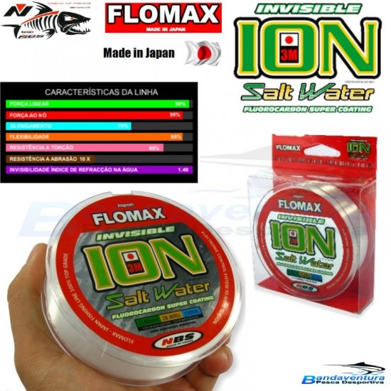 FLOMAX ION INVISIBLE