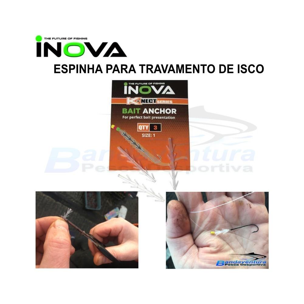 INOVA ESPINHA DE TRAVAMENTO DE ISCO