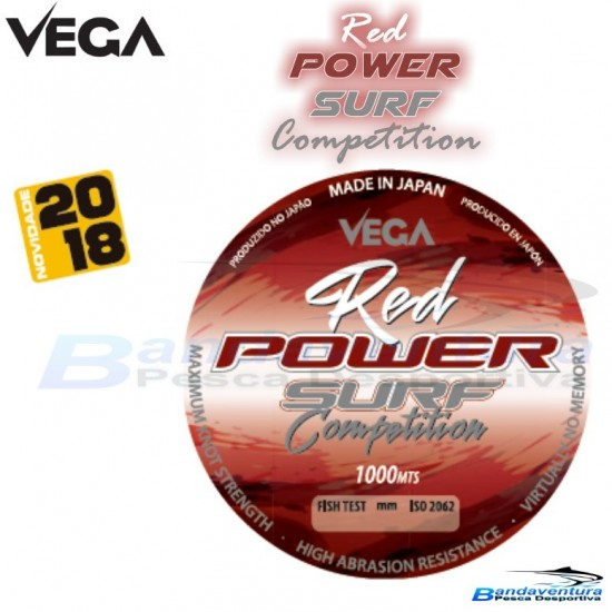 VEGA RED SURF COMPETITION