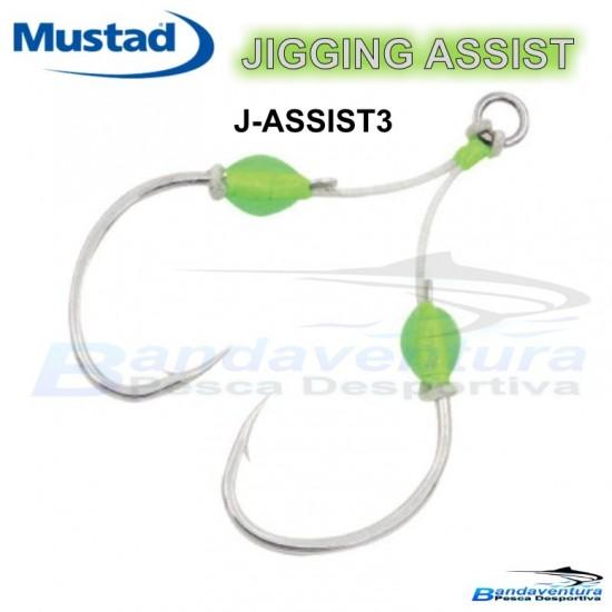 MUSTAD JIGGING ASSIST J-ASSIST3