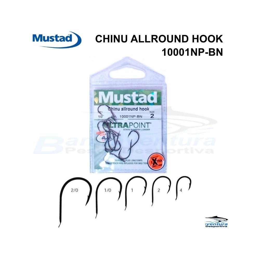MUSTAD 10001NP-BN