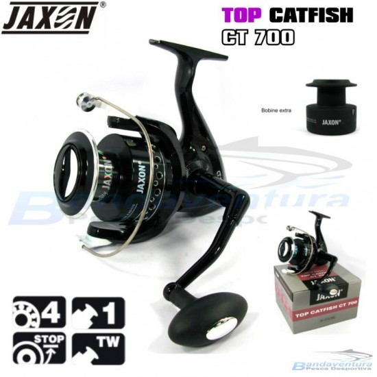 JAXON TOP CAT FISH CT700