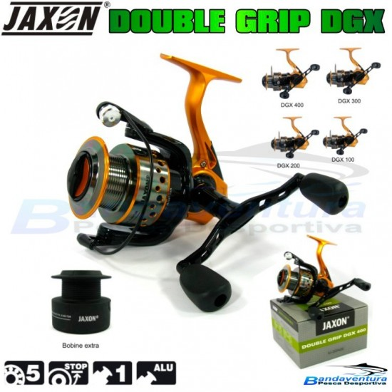 JAXON DOUBLE GRIP DGX
