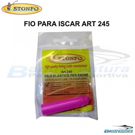 STONFO FIO ELÁSTICO INVISIVEL ART245