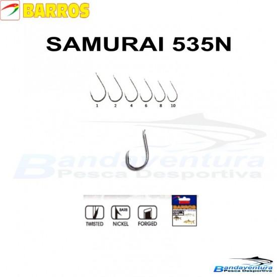 BARROS SAMURAI 535N