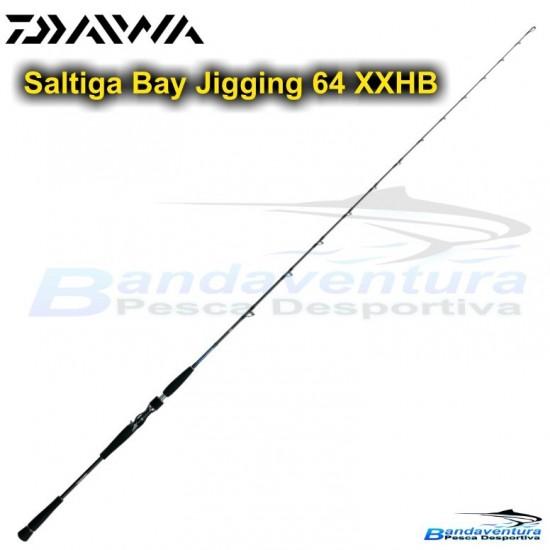 DAIWA SALTIGA BAY JIGGING 64 XXHB