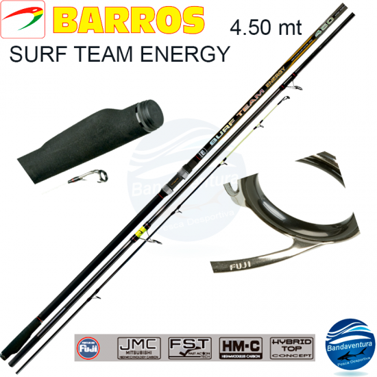 BARROS SURF TEAM ENERGY 450
