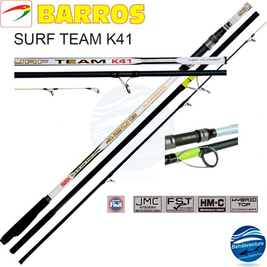 BARROS SURF TEAM K41