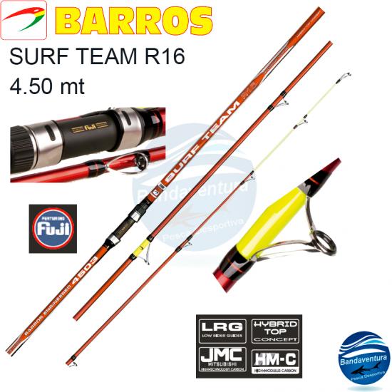 BARROS SURF TEAM R16