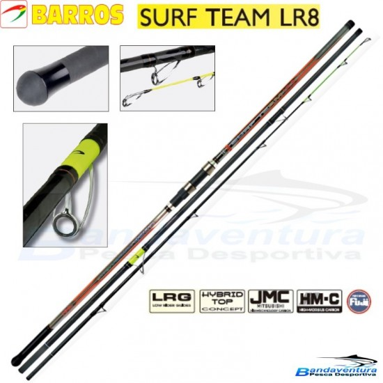 BARROS SURF TEAM LR8