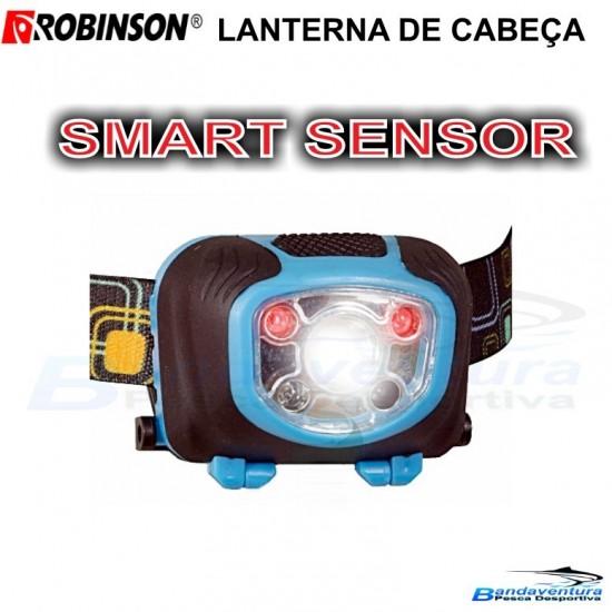 ROBISON LANTERNA CABEÇA SMART SENSOR