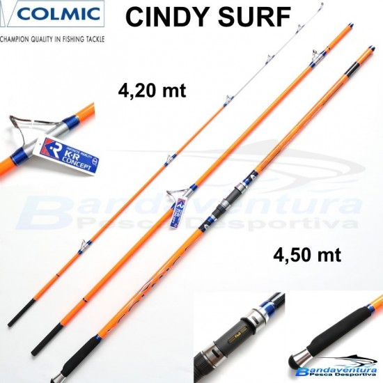 COLMIC CINDY SURF