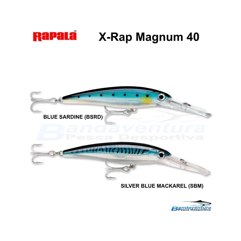 RAPALA X-RAP MAGNUM 40'
