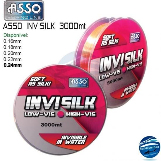 ASSO INVISILK 3000 MTS