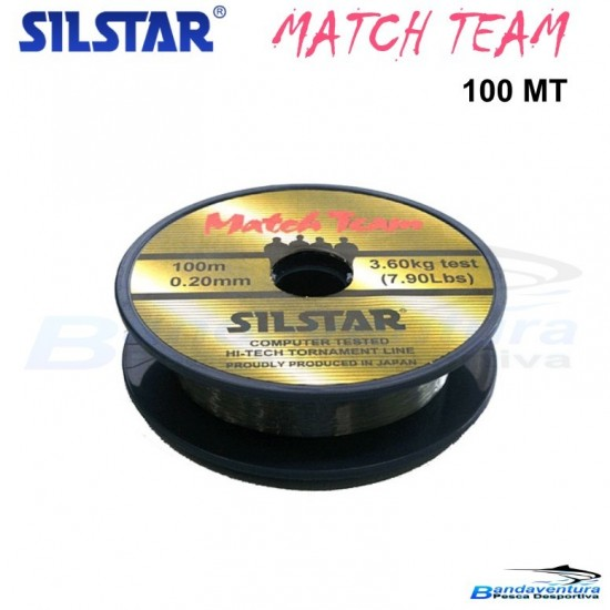 SILSTAR MATCH TEAM 100 MT