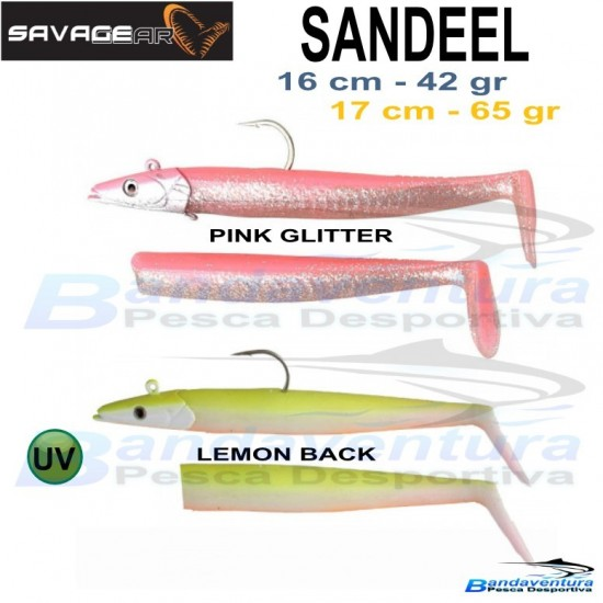 SAVAGE GEAR SANDEEL