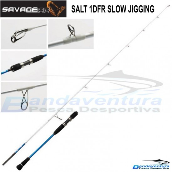 SAVAGE GEAR SALT 1DFR SLOW JIGGING