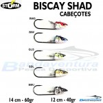 STORM BISCAY SHAD HEAD