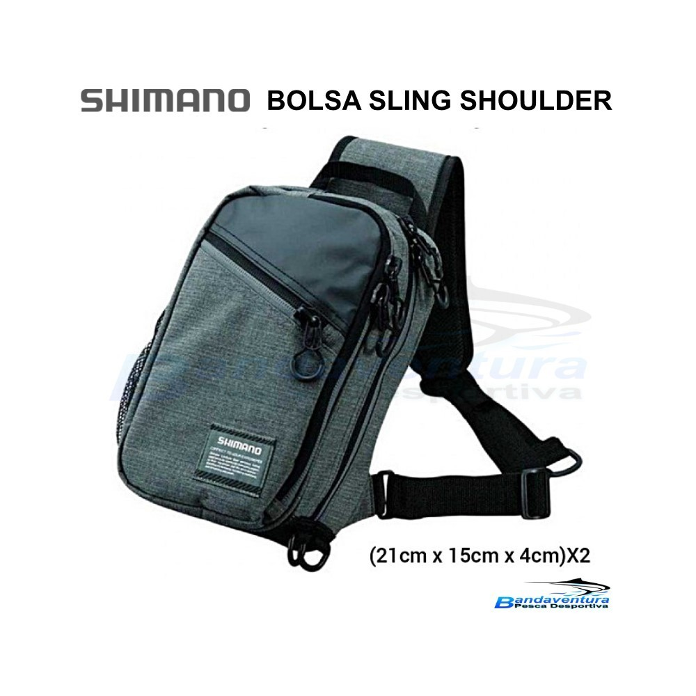 SHIMANO BOLSA SLING SHOULDER