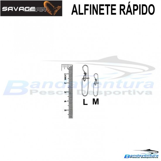 SAVAGE ALFINETE RÁPIDO