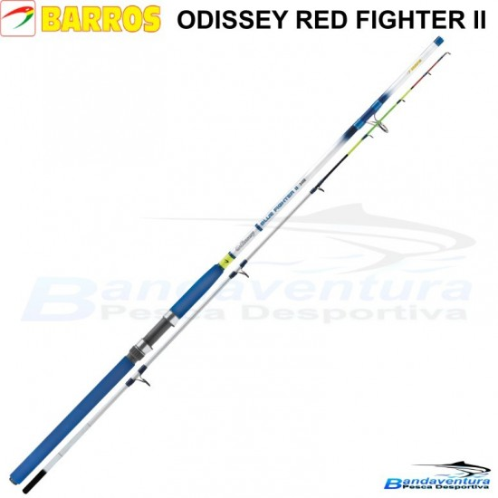 BARROS ODISSEY RED FIGHTER II