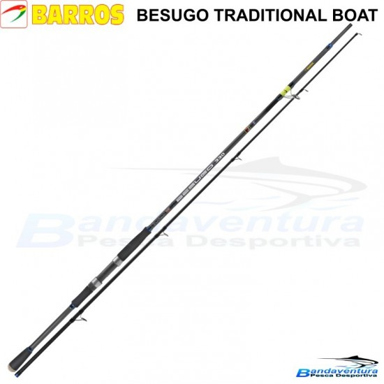 BARROS BESUGO TRADITIONAL BOAT