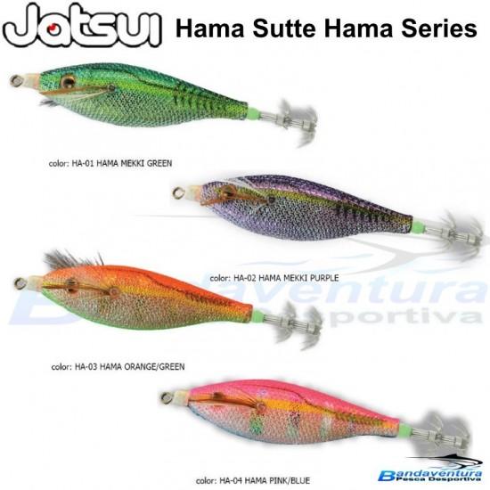 JATSUI HAMA SUTE HAMA SERIES