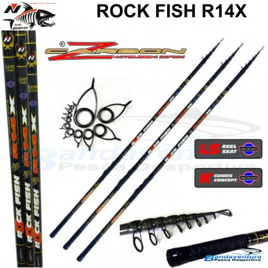 NBS ROCK FISH R14X