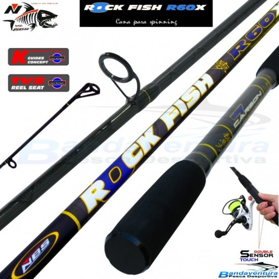 NBS ROCK FISH R60X
