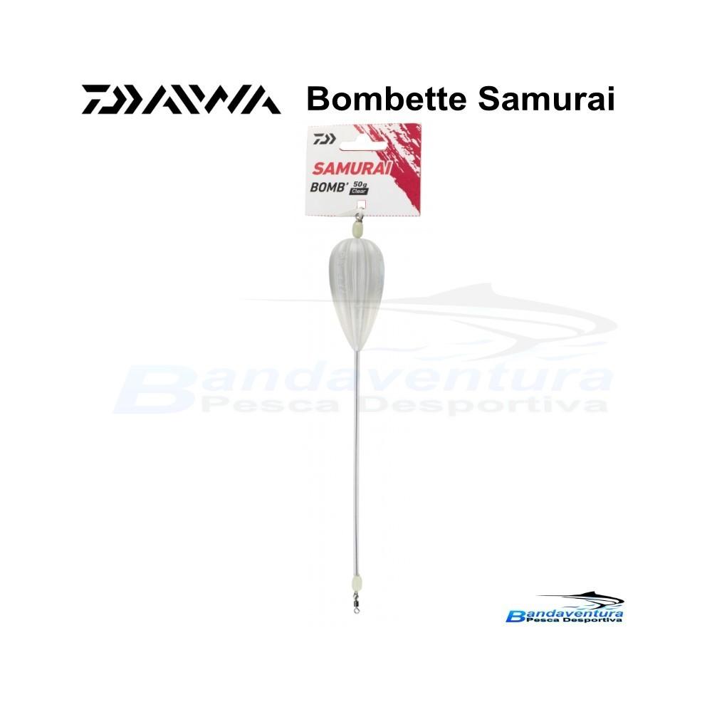 DAIWA BOMBENTTE SAMURAI
