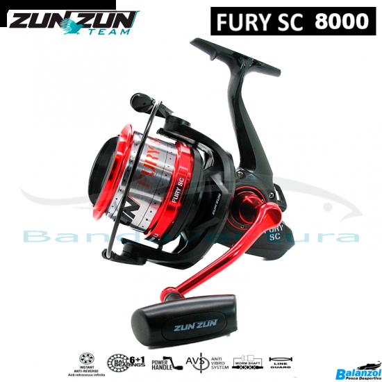 ZUN ZUN FURY SC 8000