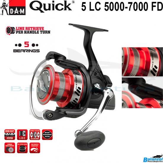 DAM QUICK 5 LC 5000-7000 FD