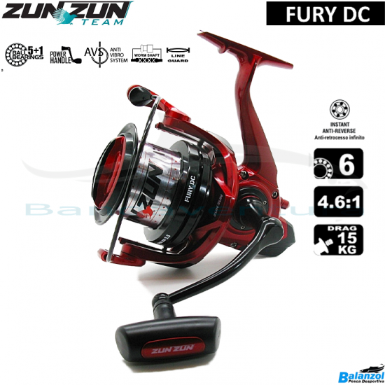 ZUN ZUN FURY DC