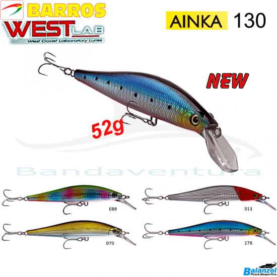 BARROS WESTLAB AINKA 130