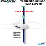 ZUN ZUN TABULEIRO DE ISCO PARA ESPETO