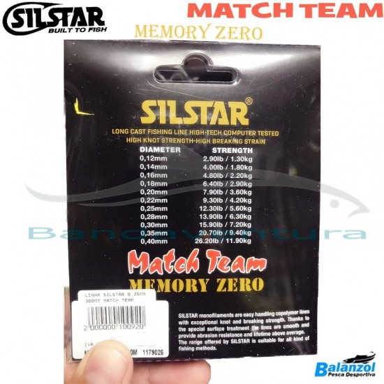 SILSTAR MATCH TEAM FREE MEMORY