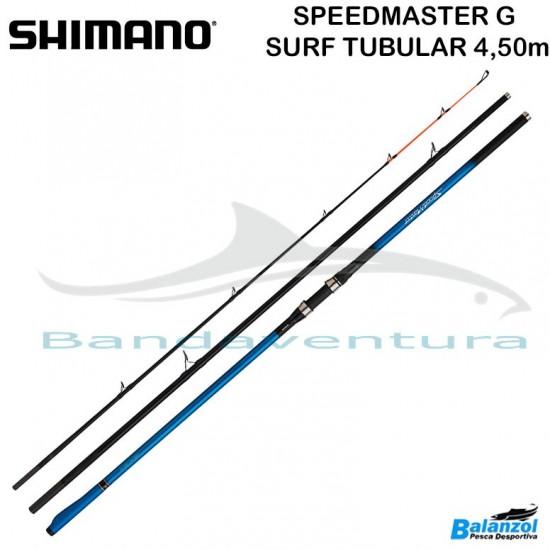 SHIMANO SPEEDMASTER G SURF TUBULAR 4,50m