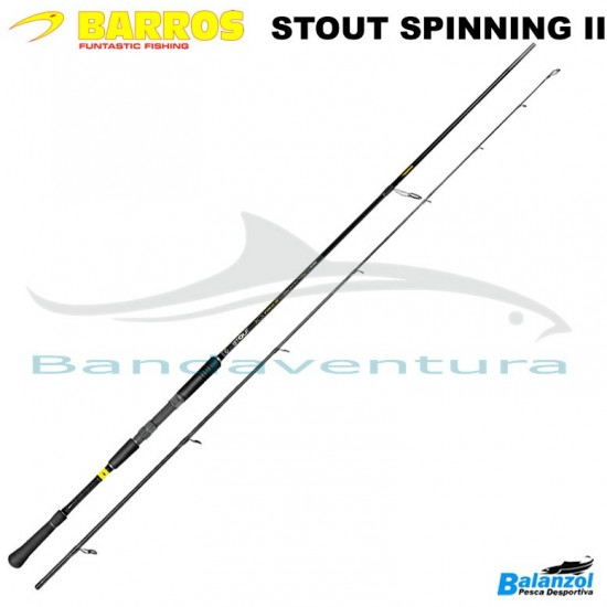 BARROS STOUT SPINNING G II