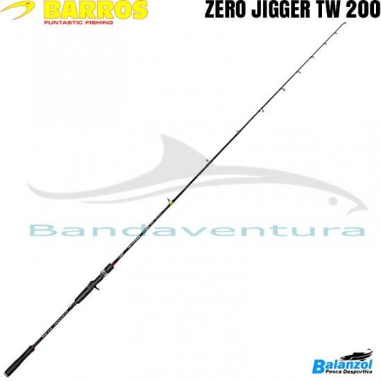 BARROS ZERO JIGGER TW 200