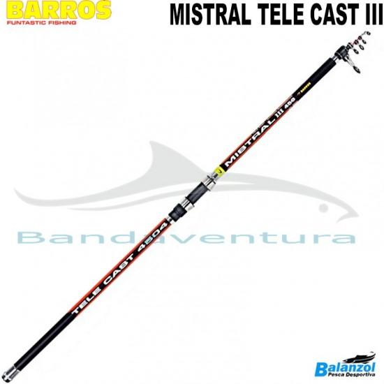 BARROS MISTRAL TELE CAST III 450