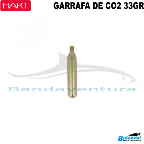 HART GARRAFA DE CO2 33GR