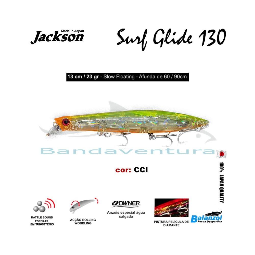 JACKSON SURF GLIDE 130MM