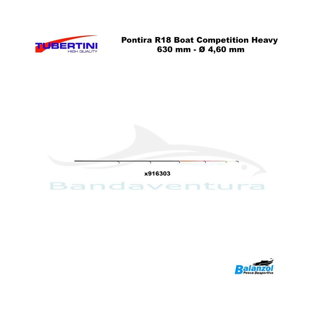 TUBERTINI PONTEIRA R18 BOAT COPETITION