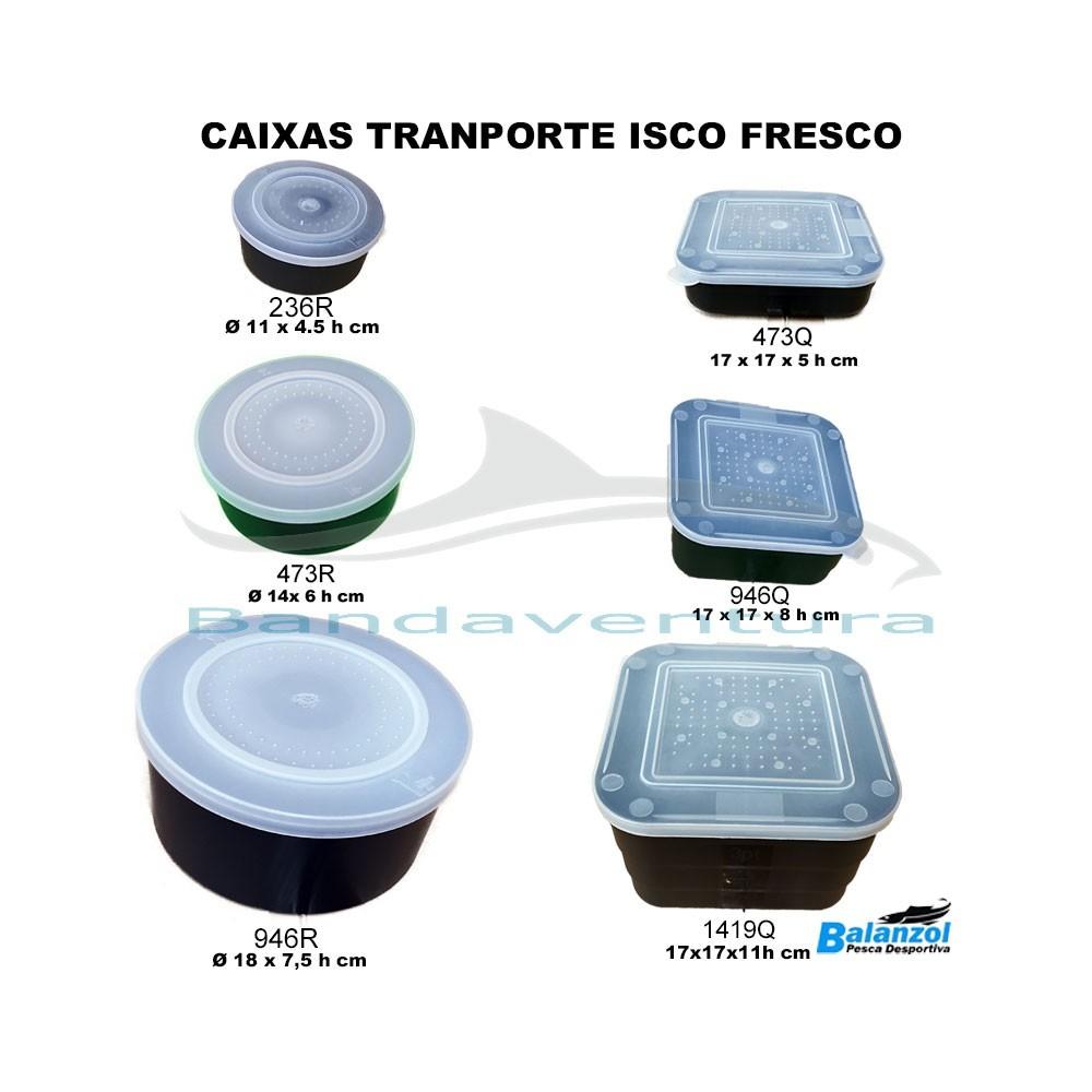 CAIXAS PARA TRANSPORTE ISCO FRESCO