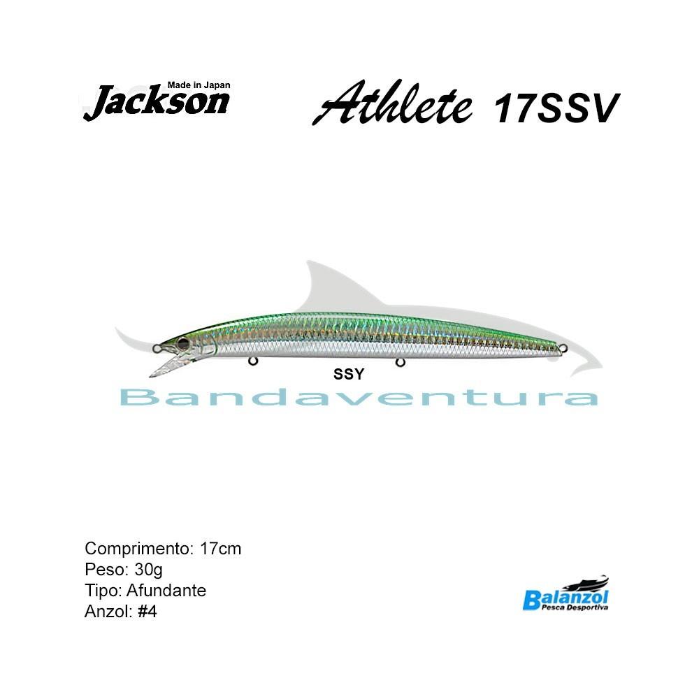 JACKSON ATHLETE 17SSV