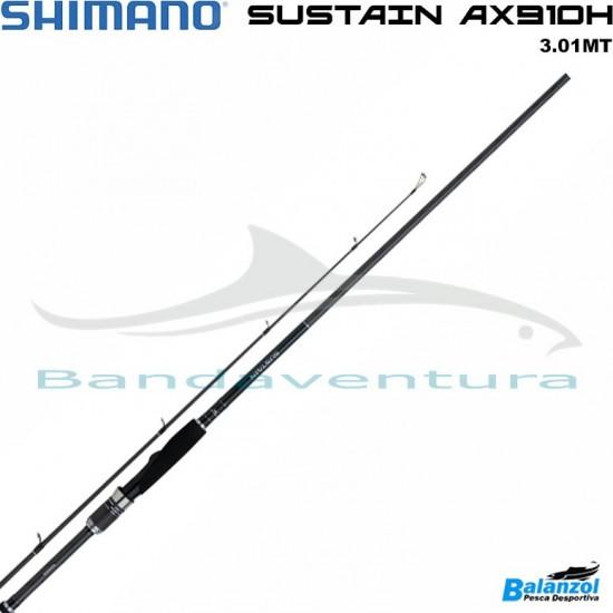 SHIMANO SUSTAIN AX910H 3.01MT